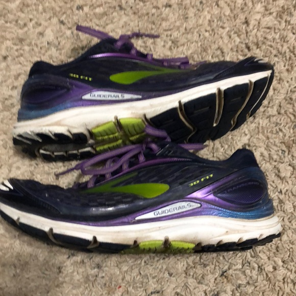 8b108a90c63cb Brooks Shoes - Womens Brooks Transcend 4 Running Shoes